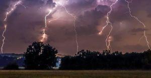 Dziś na południu województwa burze z gradem. Jest ostrzeżenie IMGW