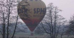 Foto-dnia: Balon w Czechowicach