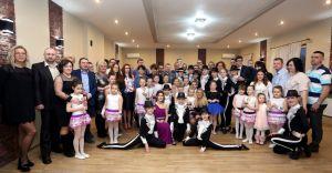 5-lecie mażoretek Perfekto - gala i bal karnawałowy