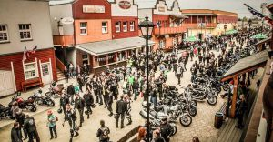 Otwarcie sezonu motocyklowego w Miasteczku Westernowym TwinPigs