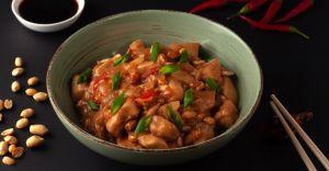 Kurczak gong bao - syczuański przysmak