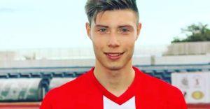 Bartłomiej Gajda został zawodnikiem szkockiego Hearts