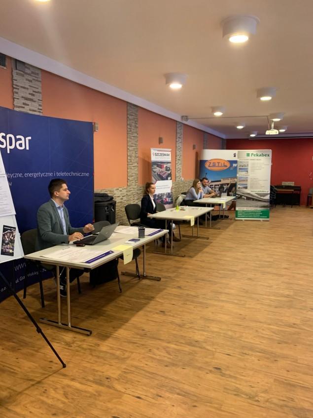 Targi Pracy w ZSTiL w Czechowicach-Dziedzicach