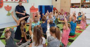 [FOTO] Za nami kolejne spotkania policjantów z uczniami szkół