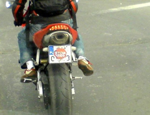Motocyklowe rajdy bez zbroi