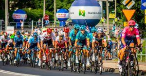 Tour de Pologne 2021 w Bielsku-Białej. Będą utrudnienia w ruchu