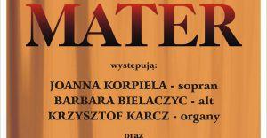 Stabat Mater w Salonie Muzycznym