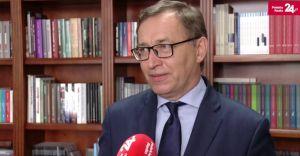 Jarosław Szarek podsumował swoją kadencję prezesa IPN