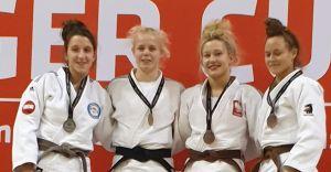Brązowy medal Izabelli Sochy z KS Judo Czechowice-Dziedzice
