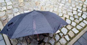 IMGW ostrzega przed intensywnymi opadami deszczu w poniedziałek