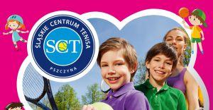 Półkolonie tematyczne w Śląskim Centrum Tenisa