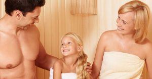 W Saunach Książęcych poprawisz odporność swoich dzieci