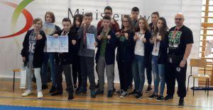 Sukcesy czechowickich kick-boxerów podczas Mistrzostw Polski