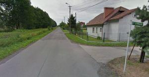 Mieszkaniec zapytał burmistrza o wybudowanie chodnika na Górniczej