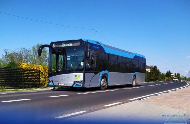 autobus, pkm, solaris
