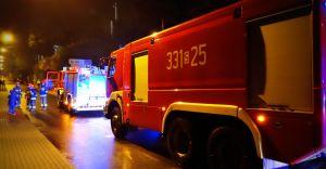 Pożar na terenie czechowickiej rafinerii. Było groźnie
