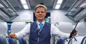 """""""Być jak konduktor"""" - konduktor KŚ opowiada o swojej pracy na kolei"""