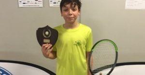 Życiowy sukces tenisisty BKT Advantage!