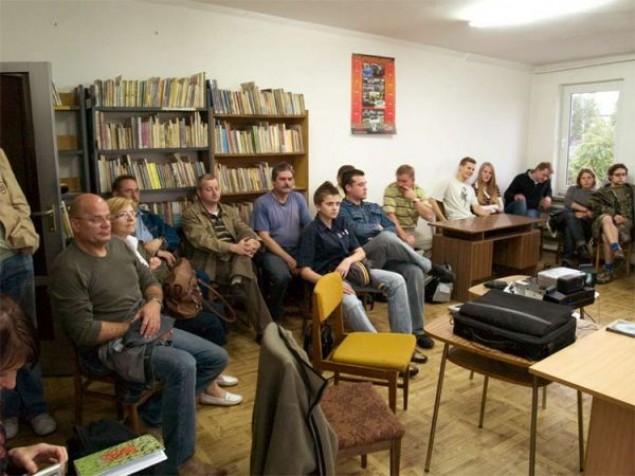Spotkanie czechowickiego Fotoklubu
