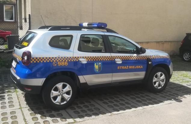 Czechowicka straż miejska wzbogaciła się o nowy samochód - 07.07.2020