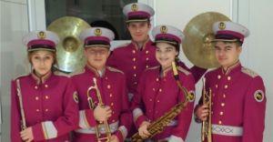 Nabór do Młodzieżowej Orkiestry Dętej. Próby w Miliardowicach