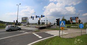 Nic nowego w sprawie bezkolizyjnych skrzyżowań z DK1