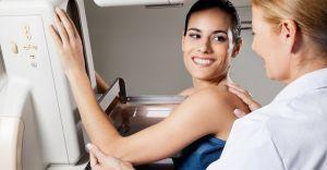Bezpłatne badanie mammograficzne na targowisku