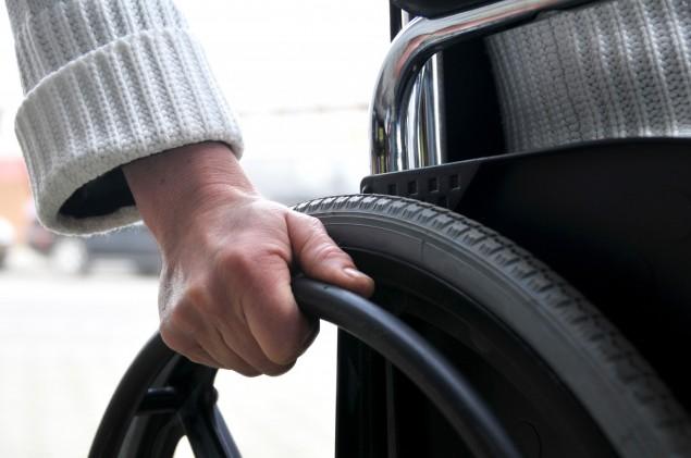wózek, niepełnosprawność,