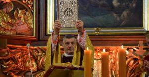 Uroczysta msza na rozpoczęcie synodu w diecezji bielsko-żywieckiej