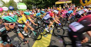 [WIDEO, ZDJĘCIA] Tour de Pologne w Bielsku-Białej! Wygrał Luka Mezgec!