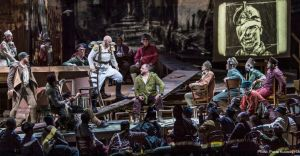 "Transmisje opery Albana Berga ""Wozzeck"" z The MET"