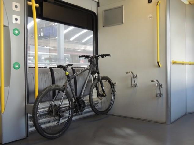 koleje śląskie, rower, pociąg, przewóz rowerów