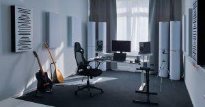 Panele akustyczne do pomieszczeń nagraniowych - gdzie kupić?