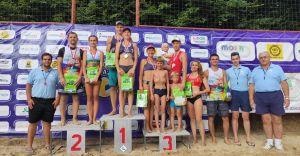 Trzeci turniej eliminacyjny Grand Prix w siatkówce plażowej