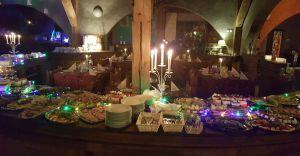 Zabawa sylwestrowa w Restauracji Pustelnik w Wiśle Małej