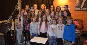 Koncert charytatywny dla Kacpra i Sylwii, uczniów Szkoły Specjalnej
