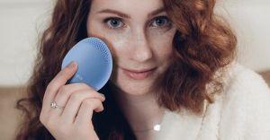 Perfekcyjne oczyszczenie to perfekcyjna cera, czyli po prostu szczoteczka soniczna do mycia twarzy