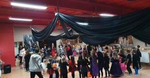 Relacja z II Zabawy Halloweenowej w Mandla Nauka Tańca!