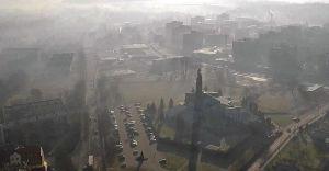 Sąsiednia Pszczyna na czele najbardziej zanieczyszczonych miast
