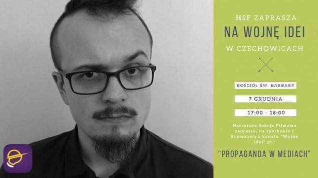 WOJNA IDEI w Czechowicach!