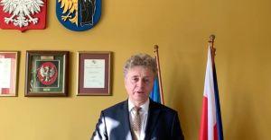 [WIDEO] Burmistrz wspomógł zbiórkę dla Maciusia chorego na SMA