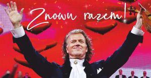 """Kino """"Świt"""" zaprasza na koncert Andre Rieu """"Znowu razem!"""""""