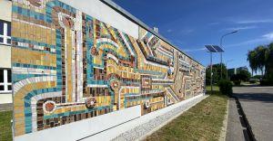 [Ciekawe miejsca] Spacer śladami tyskiego streetartu: mozaiki