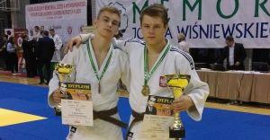 Dwa tytuły mistrzów Śląska dla czechowickich judoków