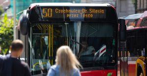 Bielsko-Biała: duża zmiana na przystanku przy dworcu