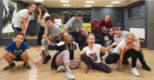Warsztaty taneczne dla WOŚP z Mandla Nauka Tańca