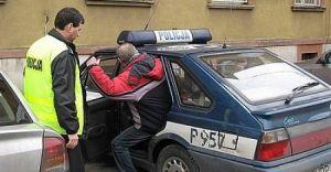 Pobicie na ulicy Słowackiego