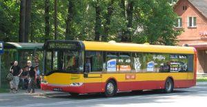 Usprawnienia w autobusie i popłoch pasażerów