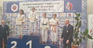 Dwa medale czechowickich judoków w XIII Silesia Cup