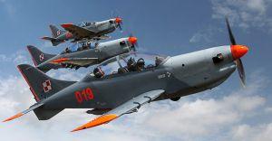 Samoloty Polskich Sił Powietrznych na bielskim pikniku lotniczym
